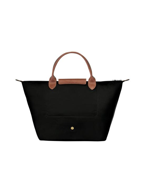 Longchamp - Le Pliage Top Handle M -Laukku - BLACK | Stockmann - photo 3