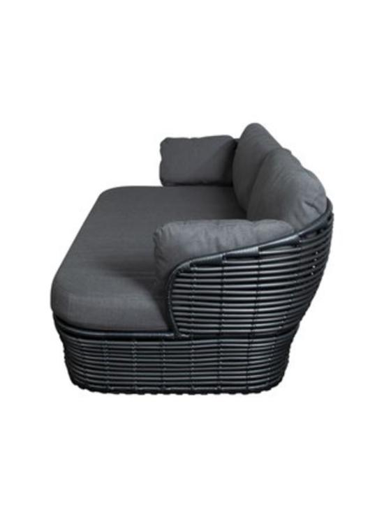 Cane-Line - Basket -kahden istuttava sohva - HARMAA | Stockmann - photo 3
