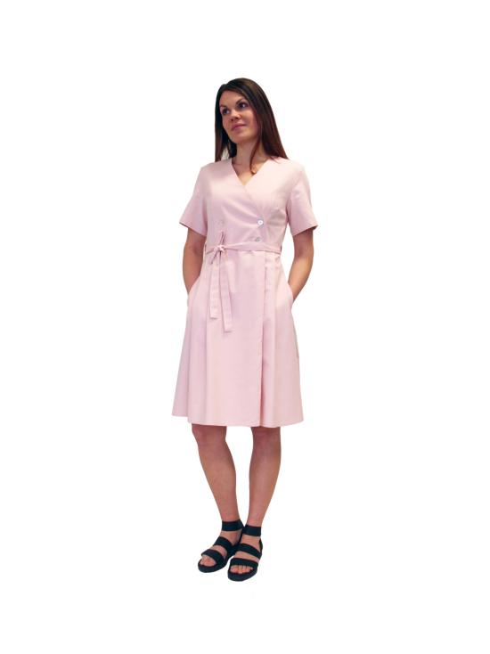 Sofia Dress Pale Pink