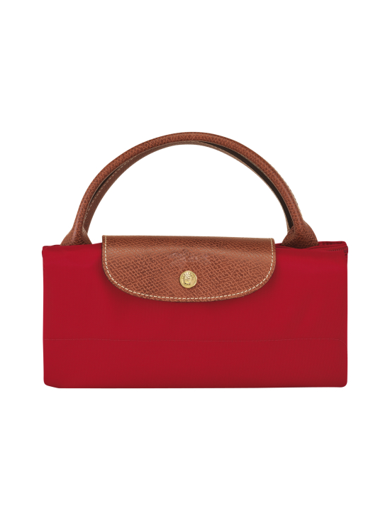 Longchamp - Le Pliage Travel Bag L -Laukku - RED | Stockmann - photo 4