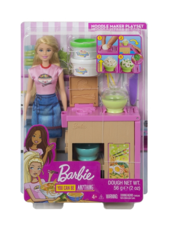 Barbie - MATTEL BARBIE nuudelibaarileikkuri - null | Stockmann - photo 1