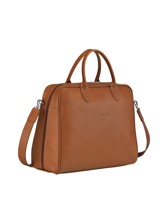 Longchamp - Le Foulonné - Briefcase L - Salkku - CARAMEL | Stockmann - photo 2