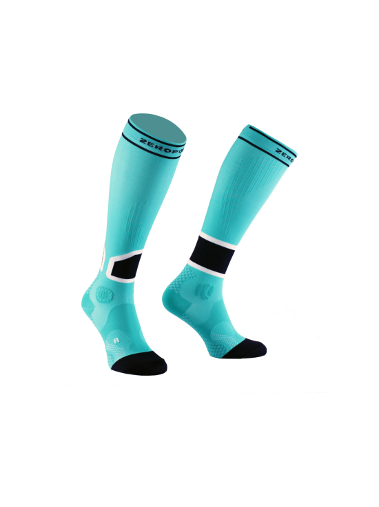Zero Point - Intense 2.0. Compression Socks Women - AQUA (TURKOOSI) | Stockmann - photo 1
