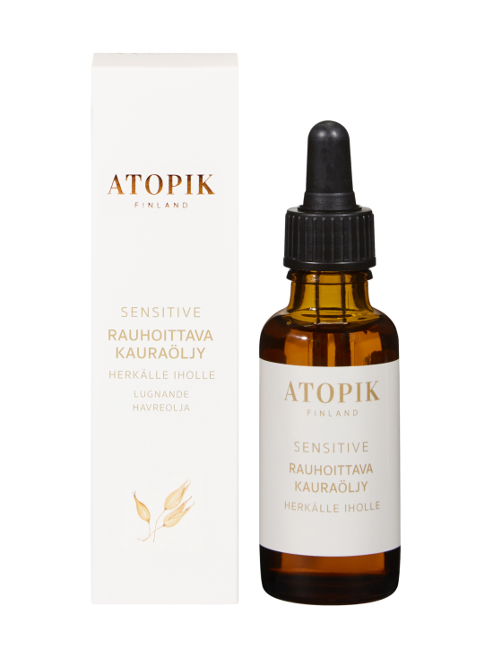 ATOPIK - ATOPIK Sensitive Rauhoittava Kauraöljy 30 ml - null | Stockmann - photo 1