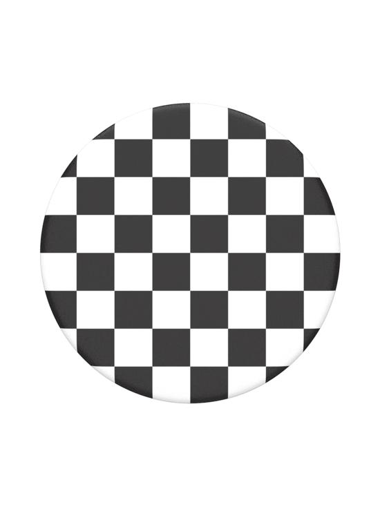 Popsockets - PopSockets Grip Checker Black -puhelimen pidike - CHECKER BLACK   Stockmann - photo 2