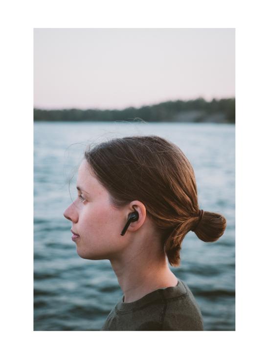 Vola - Vola V2 -langattomat kuulokkeet, musta - MUSTA | Stockmann - photo 5
