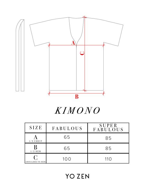 YO ZEN - Kimono, Heroines - LEOPARDI | Stockmann - photo 6