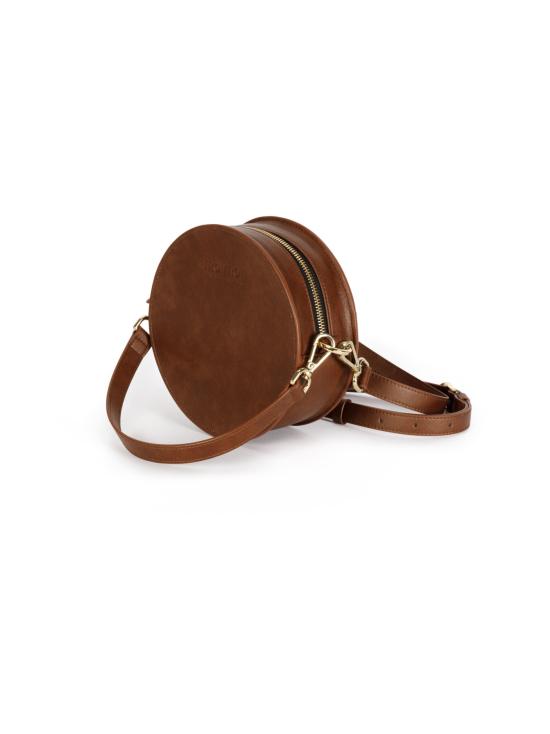 MOIMOI accessories - VEGAN BOMBOM käsilaukku ruskea - RUSKEA   Stockmann - photo 1