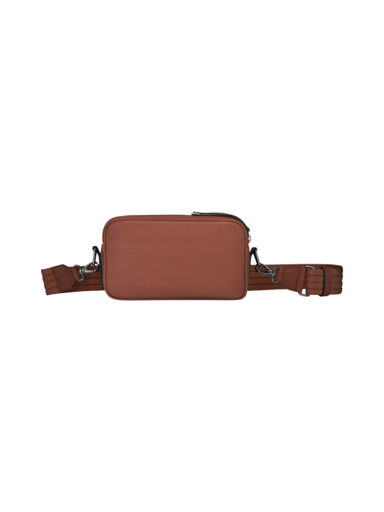Longchamp - Longchamp 3D - Crossbody Bag - Nahkalaukku - COGNAC | Stockmann - photo 3