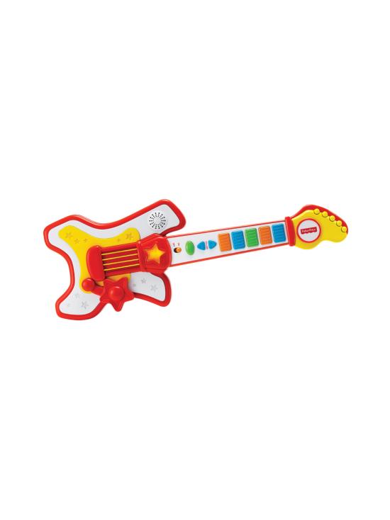 Fisher-Price - FISHER PRICE Elektroninen kitara - null   Stockmann - photo 2