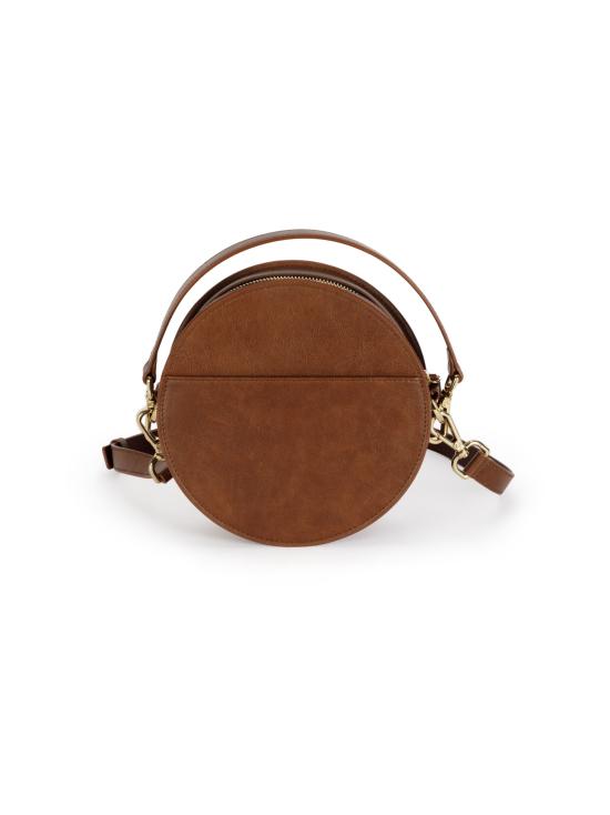 MOIMOI accessories - VEGAN BOMBOM käsilaukku ruskea - RUSKEA   Stockmann - photo 3