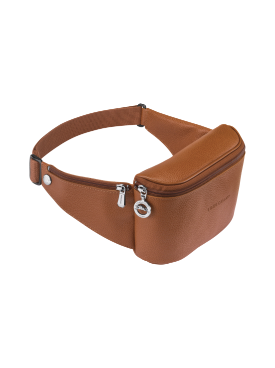 Longchamp - Le Foulonné Belt Bag - Vyölaukku - CARAMEL | Stockmann - photo 2