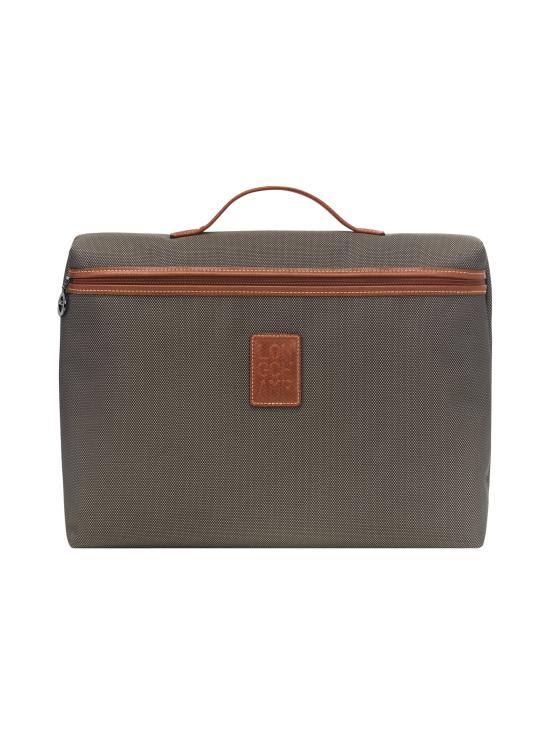 Longchamp - BOXFORD - DOCUMENT HOLDER S - SALKKU - BROWN | Stockmann - photo 1