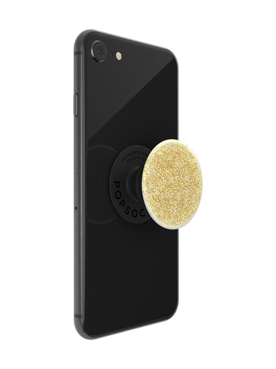 Popsockets - PopSockets Grip Glitter Gold -puhelimen pidike - GLITTER GOLD   Stockmann - photo 3