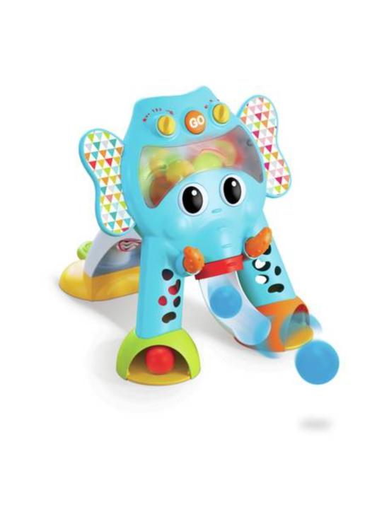 Infantino - INFANTINO 3-in-1 Elefantti puuhakeskus - null   Stockmann - photo 2