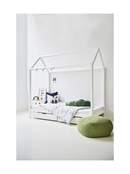 Hoppekids - Hoppekids Talo sänky 70x160cm, Valkoinen | Stockmann - photo 7