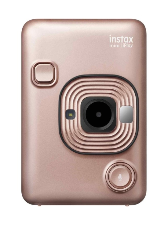 Fujifilm - Fujifilm Instax Mini LiPlay pikakamera - Kulta - null | Stockmann - photo 2