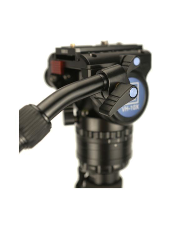 Sirui - Sirui VH-10X Pro nestevaimennettu videopää | Stockmann - photo 3