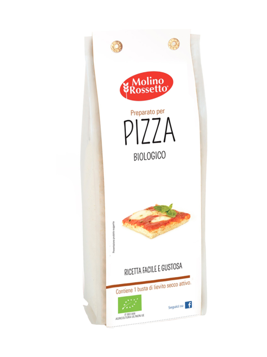 Molino Rosetto - Pizzajauho ja hiiva Luomu 500g Molino Rossetto | Stockmann - photo 1