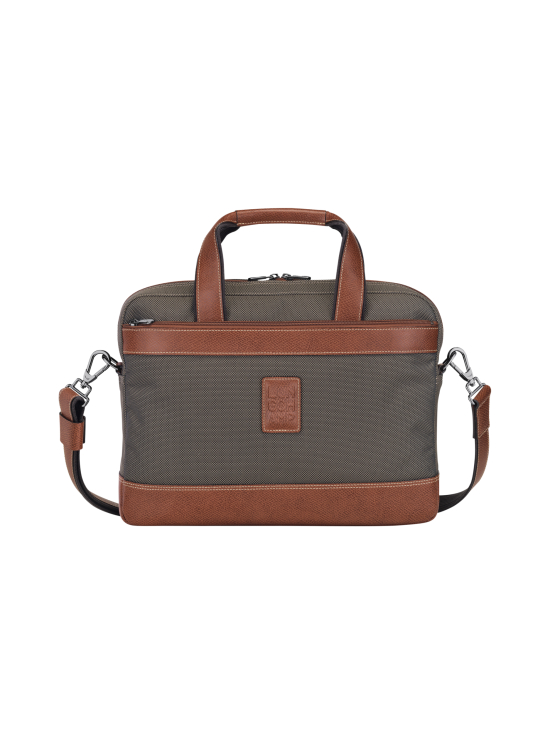 Longchamp - BOXFORD - DOCUMENT HOLDER S - SALKKU - BROWN | Stockmann - photo 1