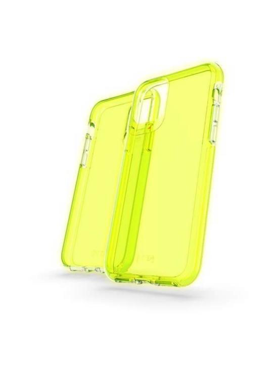 GEAR4 - Crystal Palace iPhone 11 Pro -suojakuori (Neon Yellow) - KELTAINEN | Stockmann - photo 1