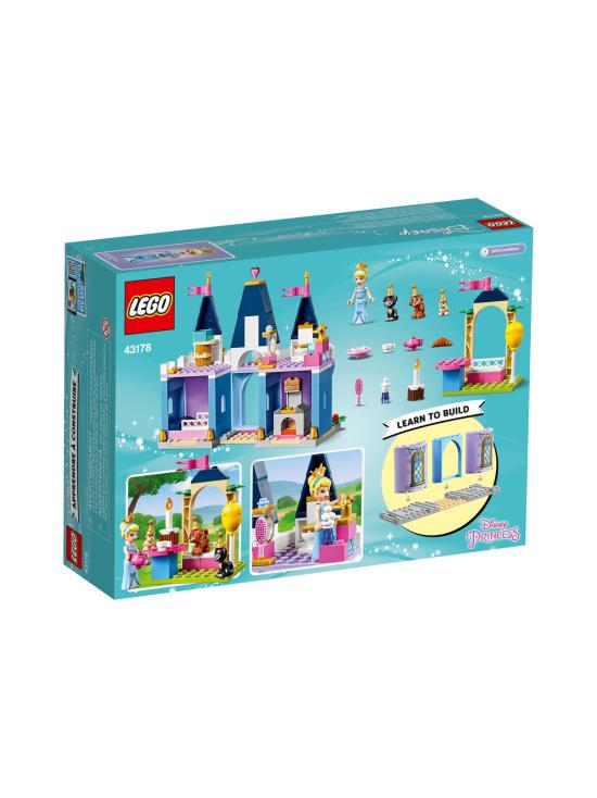 Lego Disney Princess - LEGO DISNEY PRINCESS Tuhkimon linnanjuhlat 43178 - null | Stockmann - photo 2
