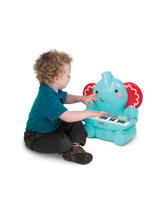 Fisher-Price - FISHER PRICE Elefantti Piano - null   Stockmann - photo 2