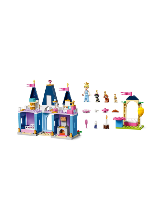 Lego Disney Princess - LEGO DISNEY PRINCESS Tuhkimon linnanjuhlat 43178 - null | Stockmann - photo 4