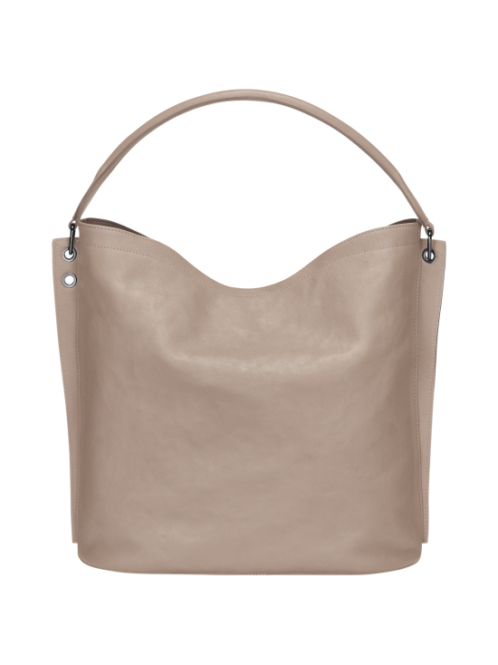 Longchamp - Longchamp 3D Hobo Bag - Nahkalaukku - BROWN | Stockmann - photo 3