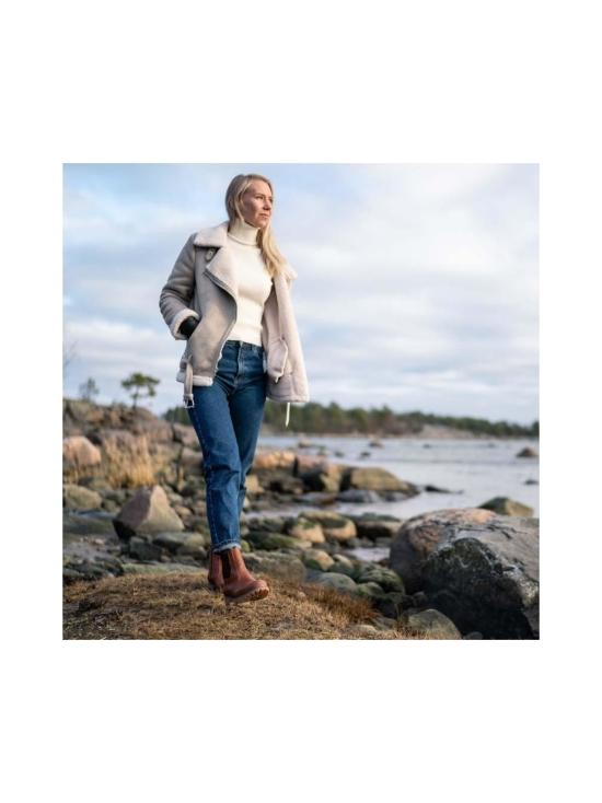 Pomar - AAVA Naisten GORE-TEX® ekologiset nilkkurit - OAK PULL-UP TERRA | Stockmann - photo 9