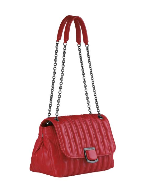 Longchamp - BRIOCHE - CROSSBODY BAG M - NAHKALAUKKU - RED | Stockmann - photo 2