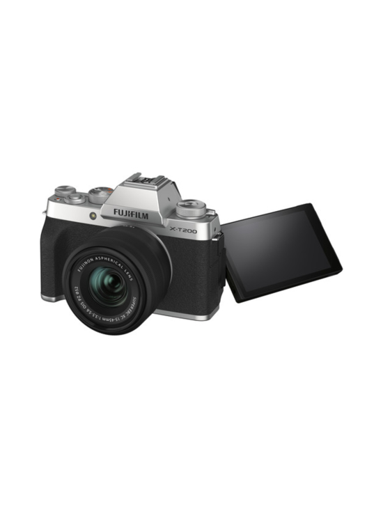 Fujifilm - Fuji X-T200 + 15-45mm OIS PZ Kit (hopea) - null | Stockmann - photo 5