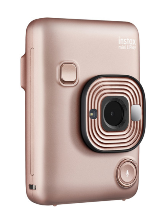Fujifilm - Fujifilm Instax Mini LiPlay pikakamera - Kulta - null | Stockmann - photo 1