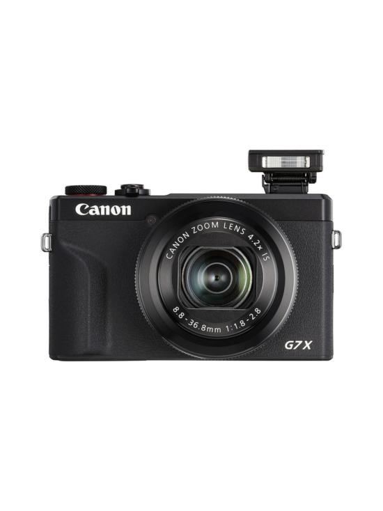Canon - Canon PowerShot G7 X Mark III -digitaalikamera (musta) - null   Stockmann - photo 4