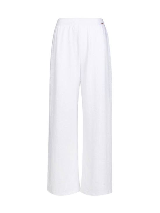Yvette Lumi housut, valkoinen
