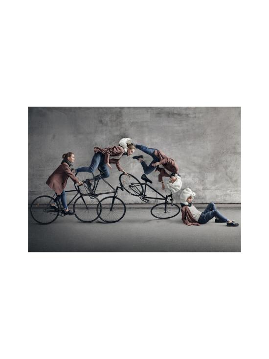 Hövding - Hövding 3 Airbag-pyöräilykypärä Unisize - MUSTA | Stockmann - photo 3