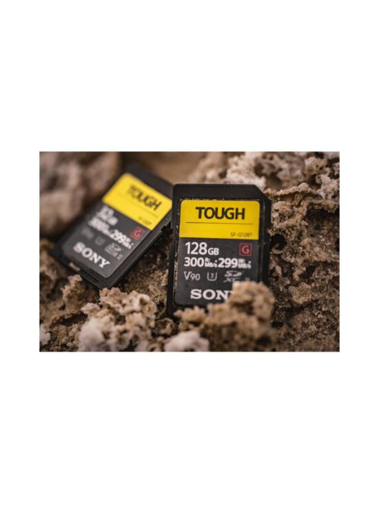 Sony - Sony 64GB SF-G Tough Series UHS-II (V90, Read: 300Mt/s, Write: 299Mt/s) | Stockmann - photo 3