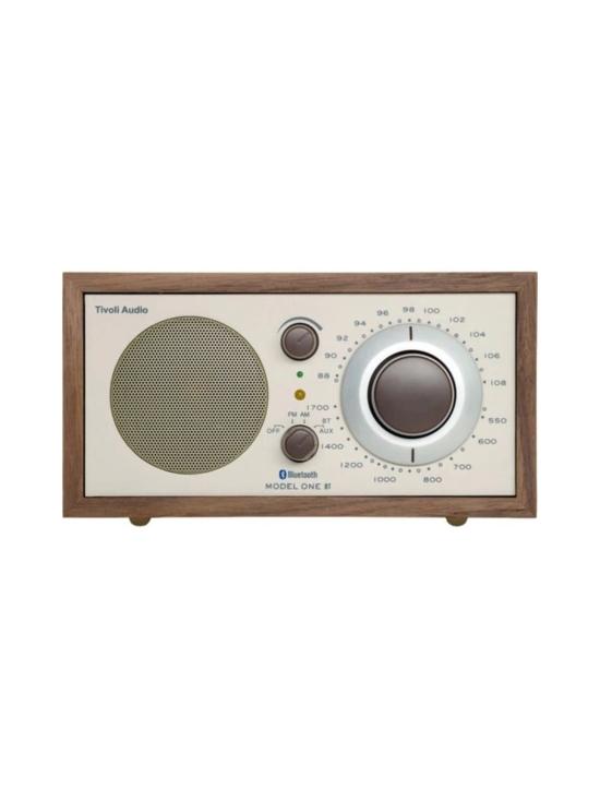 Tivoli - Tivoli Audio Model One BT Classic Walnut/Beige   Stockmann - photo 2