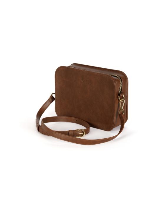 MOIMOI accessories - VEGAN CARLA käsilaukku ruskea - RUSKEA   Stockmann - photo 1