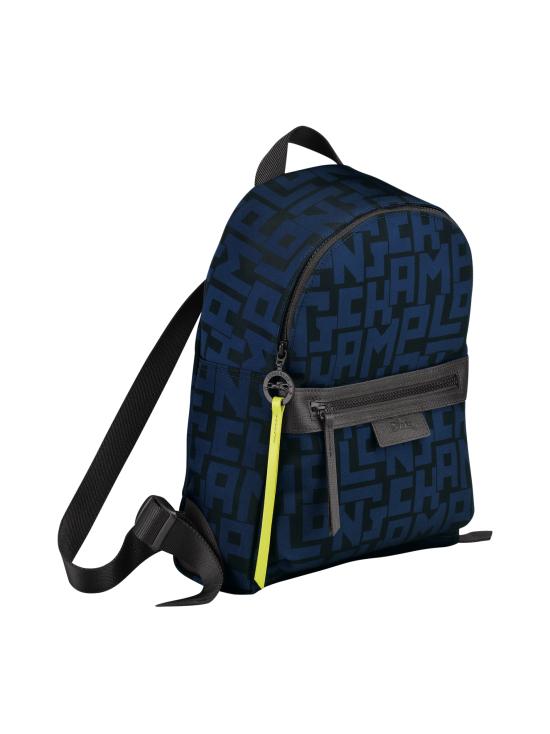 Longchamp - Le Pliage LGP Backpack S - Reppu - BLACK / NAVY | Stockmann - photo 2