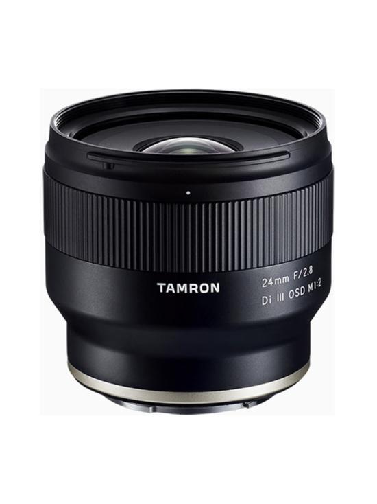 Tamron - Tamron 24mm f/2.8 DI III OSD (Sony FE) | Stockmann - photo 1