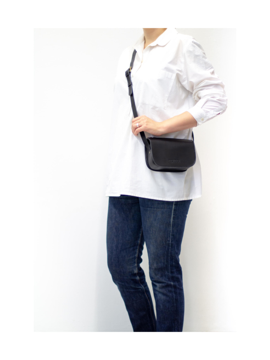 MOIMOI accessories - LAURA pieni laukku musta - MUSTA   Stockmann - photo 4