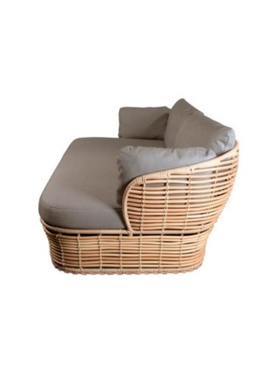 Cane-Line - Basket - kahden istuttava sohva - BEIGE   Stockmann - photo 2