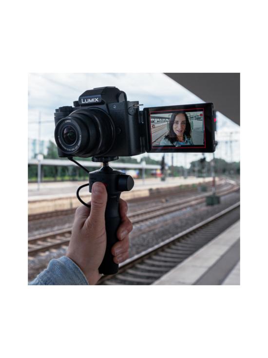 Panasonic - Panasonic Lumix G100 + 12-32mm F3.5-5.6 + kuvauskahva kit - null | Stockmann - photo 5