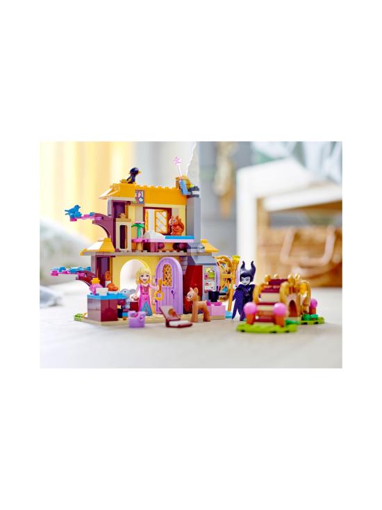 Lego Disney Princess - LEGO DISNEY PRINCESS Ruususen metsämökki 43188 - null | Stockmann - photo 10