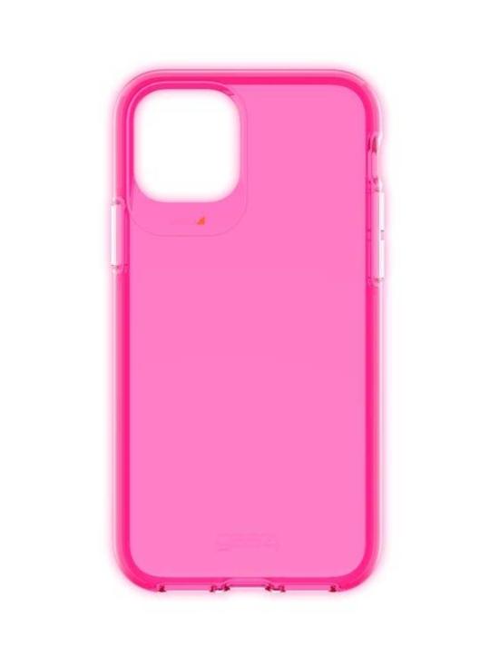 GEAR4 - Crystal Palace iPhone 11 Pro -suojakuori (Neon Pink) - PINKKI | Stockmann - photo 2