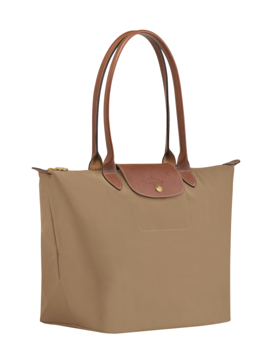 Longchamp - Le Pliage Shoulder Bag L - Laukku - DESERT | Stockmann - photo 2