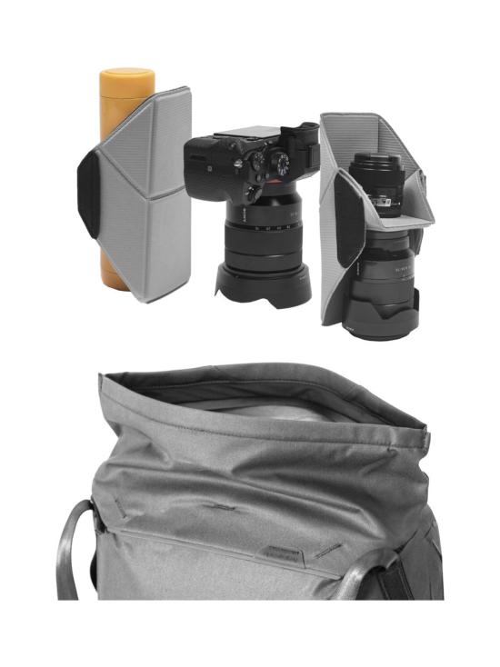 Peak Design - Peak Design Everyday Tote 15L (v2) laukku - Black - null | Stockmann - photo 3