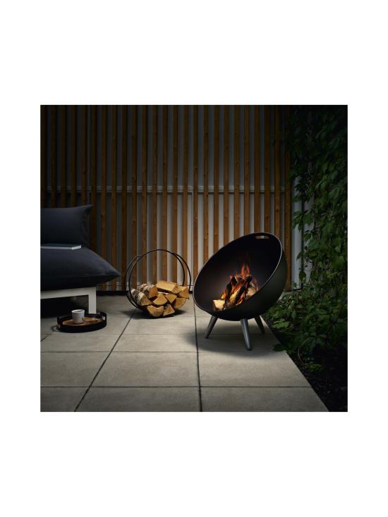 Eva Solo Outdoor - FireGlobe polttopuuteline - MUSTA | Stockmann - photo 5