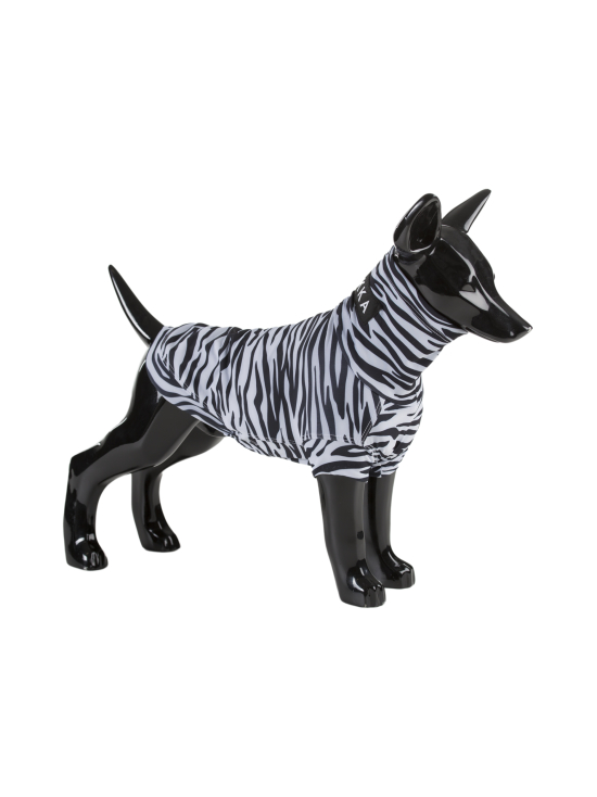 PAIKKA - UV & Bug Shirt for Dogs - ZEBRA | Stockmann - photo 1